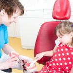 Kinderfreundliche Behandlung